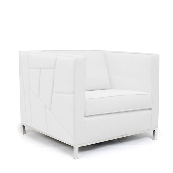Lawrence Armchair by South Cone Home