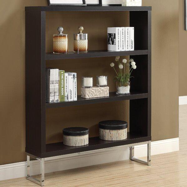 Gerardo Standard Bookcase by Monarch Specialties Inc.