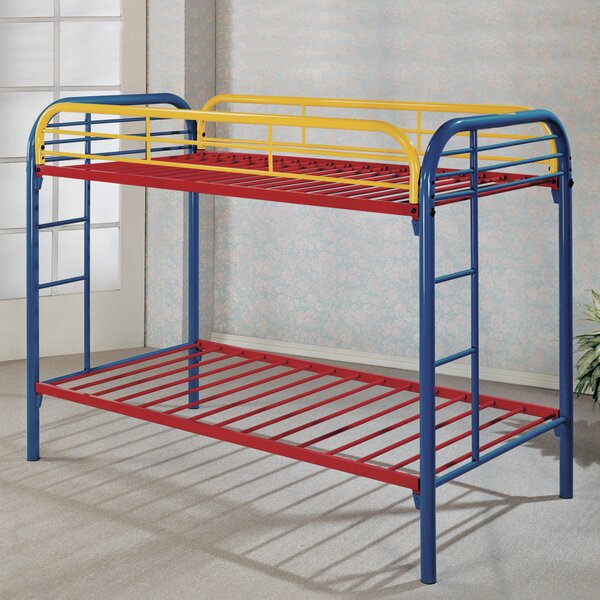 Sade Twin over Twin Bunk Bed by Wildon Home ®
