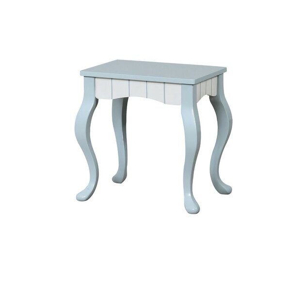 Bagby Vanity Stool By Charlton Home®