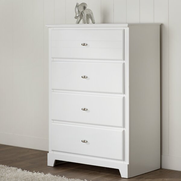 Amarion 4 Drawer Chest By Grovelane Teen by Grovelane Teen Today Sale Only