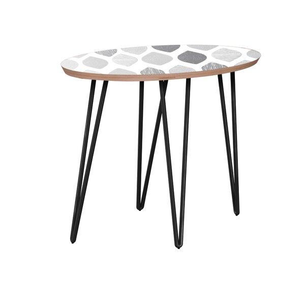 Jill End Table by Brayden Studio