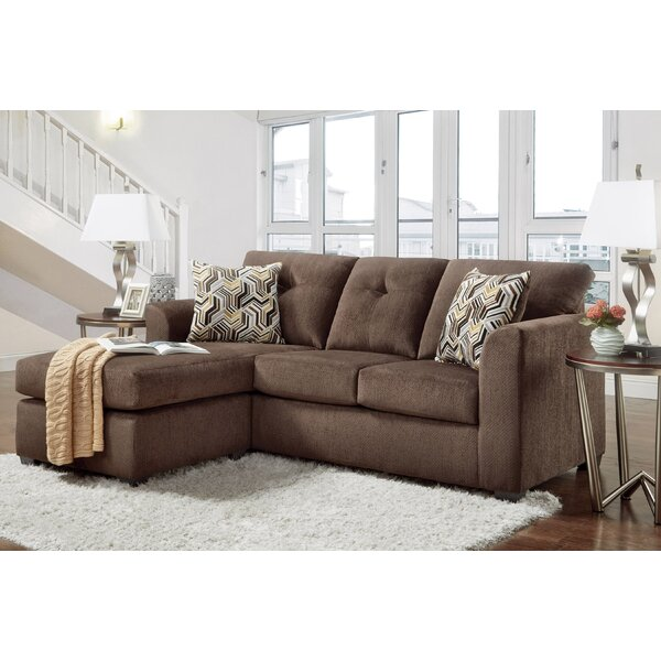 Web Order Nancee Left Hand Facing Sectional by Wrought Studio by Wrought Studio