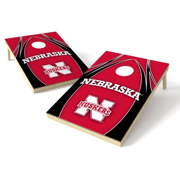NCAA Cornhole Board (Set of 2) by Tailgate Toss