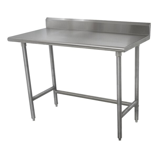 Best #1 Heavy Duty Prep Table By Advance Tabco Comparison