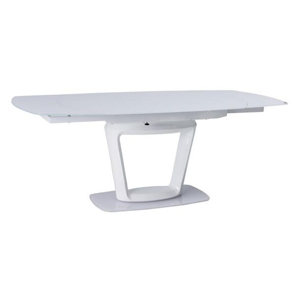Blondelle Extendable Dining Table by Ivy Bronx Ivy Bronx