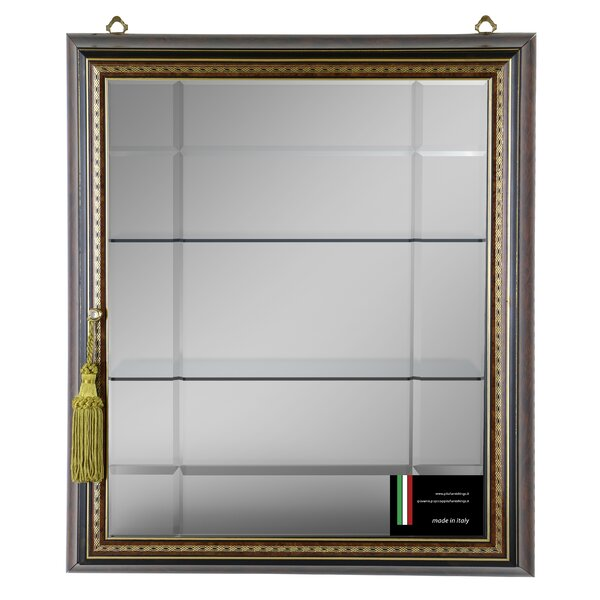 Stolle Wall Mounted Curio Cabinet by Astoria Grand Astoria Grand