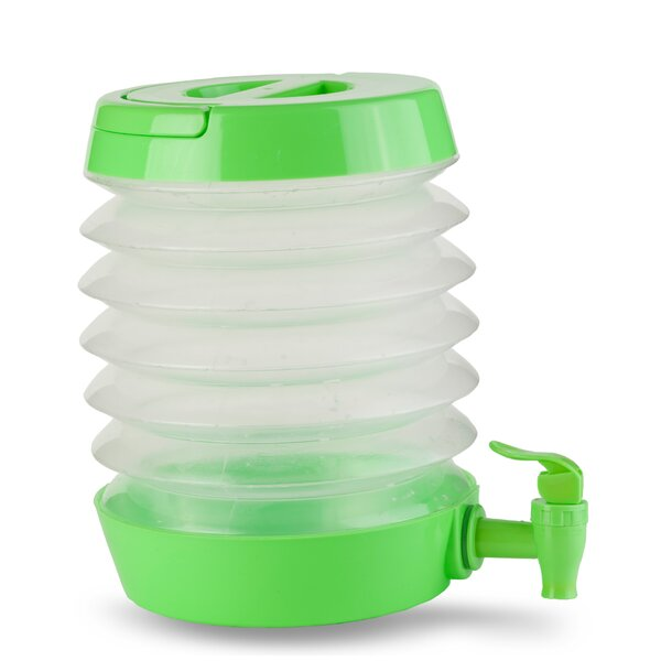 Kneeland Collapsible Dispenser by Symple Stuff
