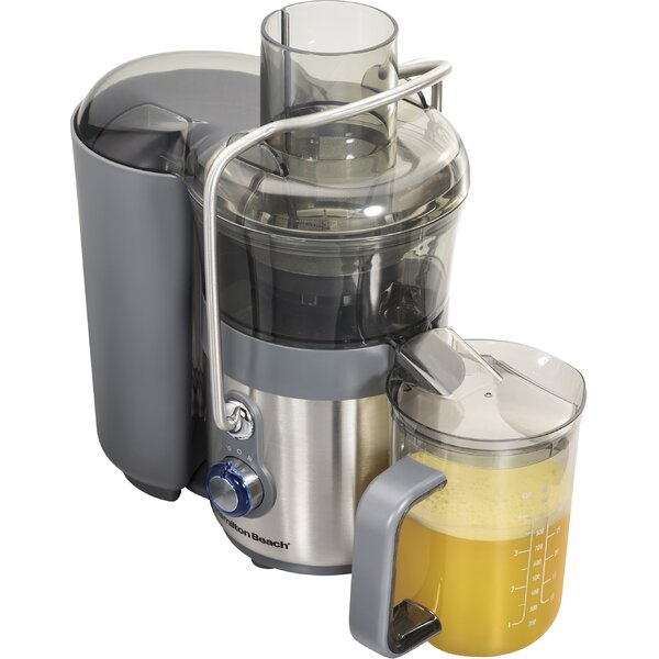Premium Big Mouth Juicer by Hamilton Beach