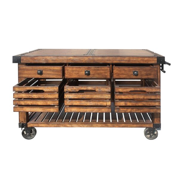 Heron Kitchen Cart by Loon Peak