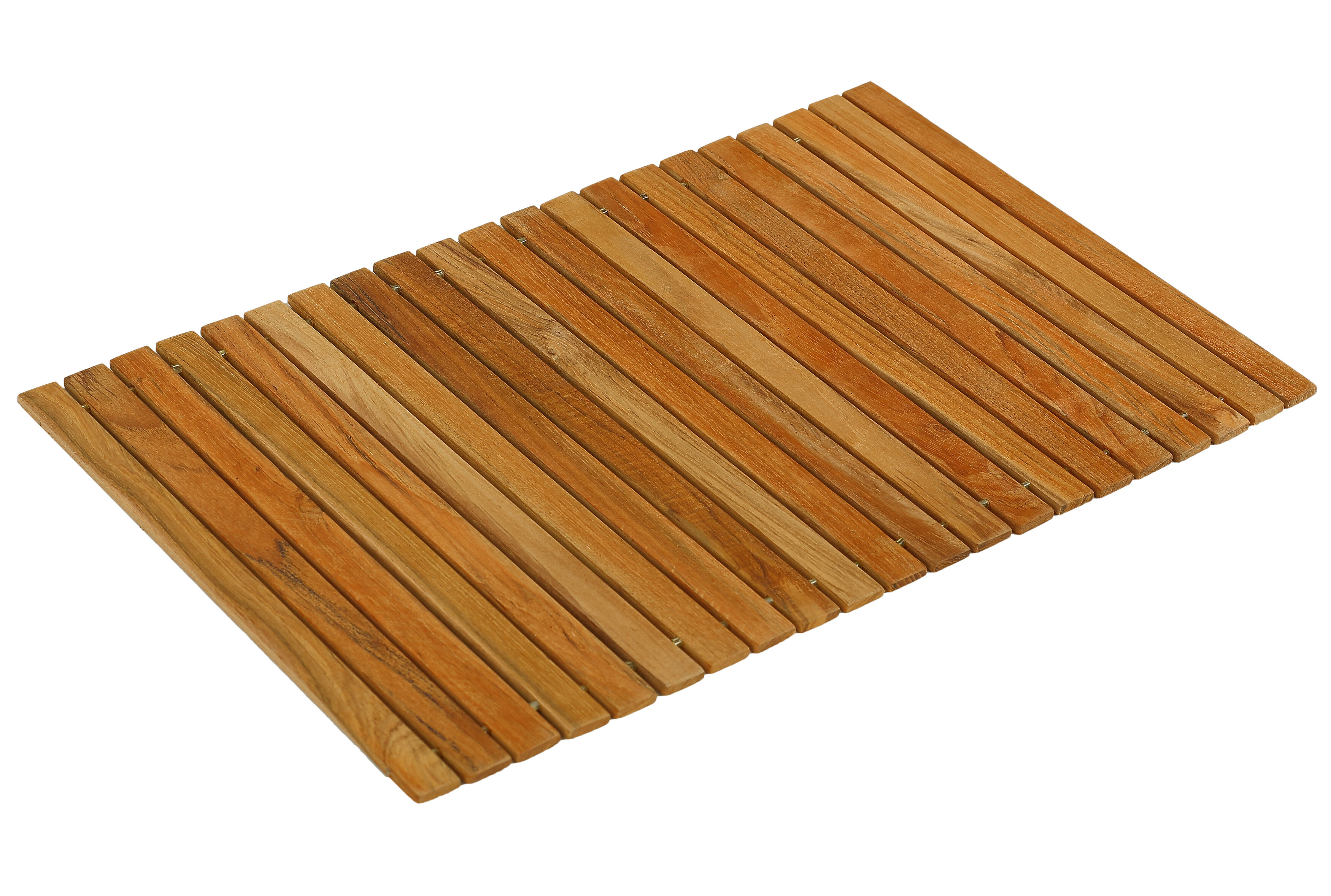 Asi Genuine Teak Wood Flexible Table Top 19 Placemat