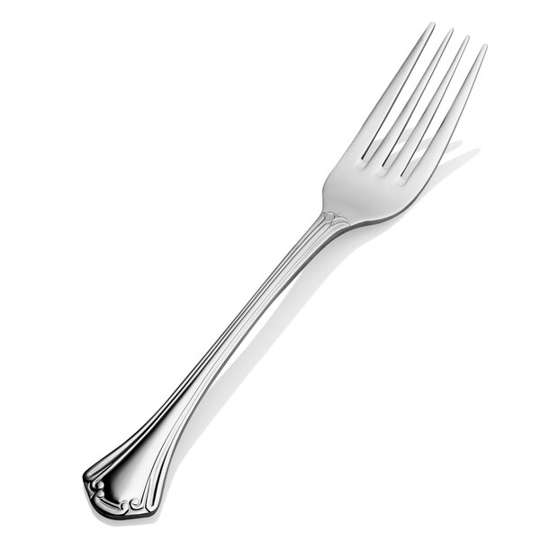 Breeze Dinner Fork (Set of 12) by Bon Chef