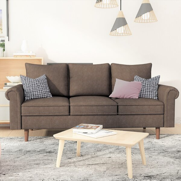 Price Comparisons Cyr Sofa by Wrought Studio by Wrought Studio