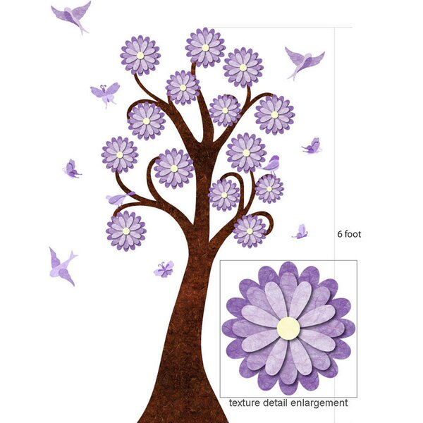 Flowering Tree Sticker by My Wonderful Walls