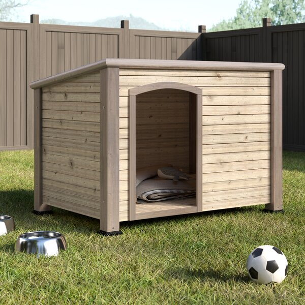 Doreen Log Cabin Dog House by Archie & Oscar