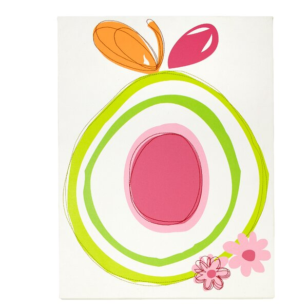 Fruits Canvas Art by Sadie & Scout