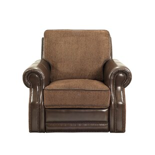 Eleanore Vintage Power Recliner Fleur De Lis Living