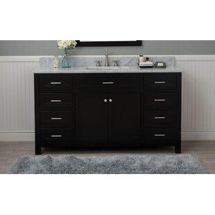 Mallard 60 Single Bathroom Vanity Set ByWinston Porter