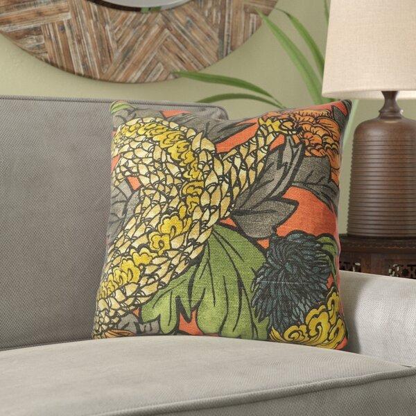Alexzandre Dragon Luxury Pillow by Bloomsbury Market