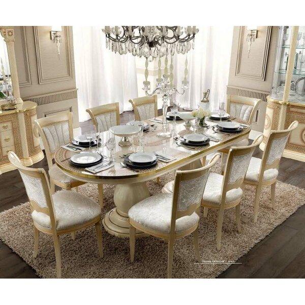 Gary Extendable Dining Table by Rosdorf Park Rosdorf Park