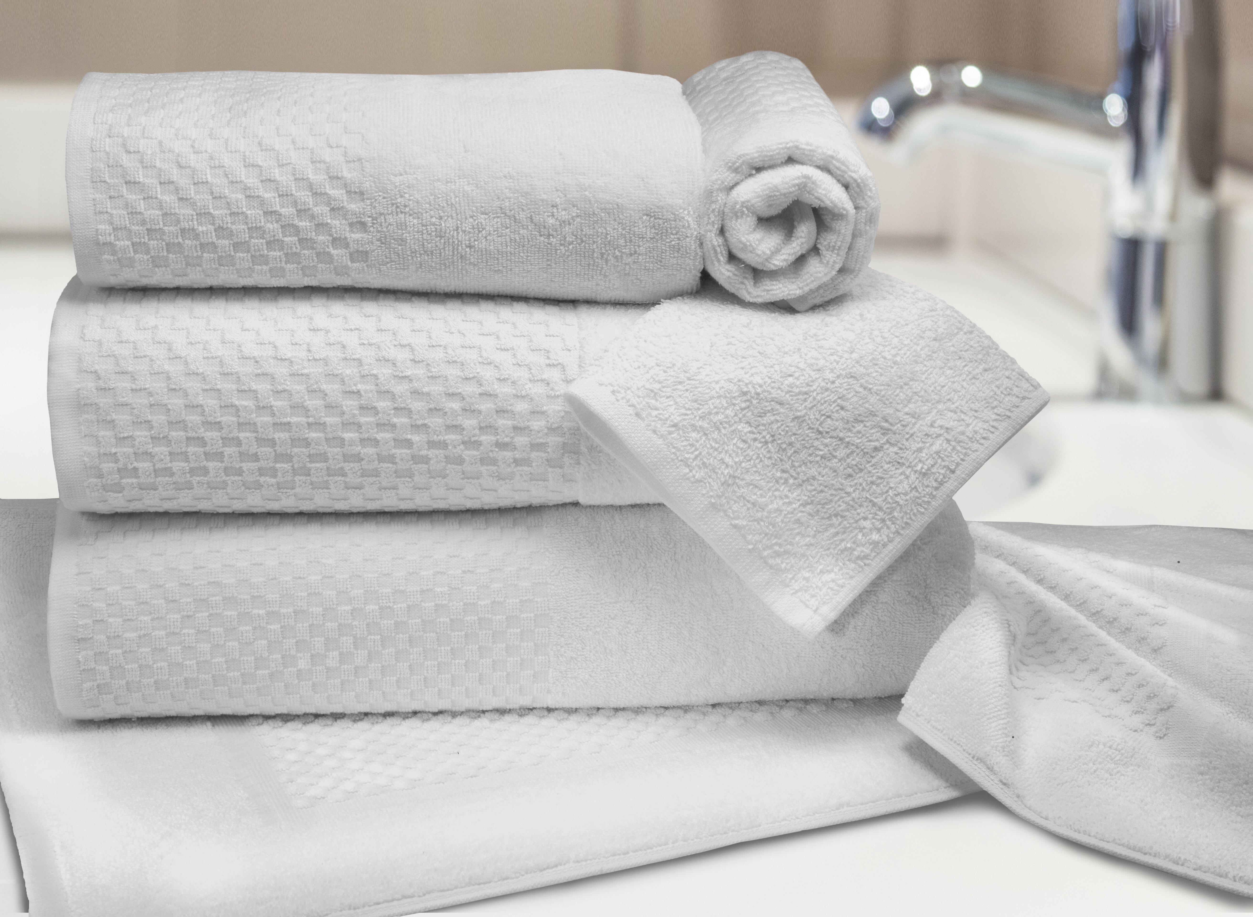 Destination Home By Hilton Hilton Worldwide Revolution 100 Cotton Bath Towel Reviews Wayfair