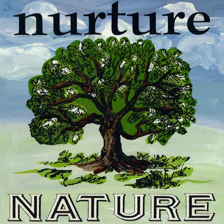Nurture Nature Tree Canvas Art by Oopsy Daisy