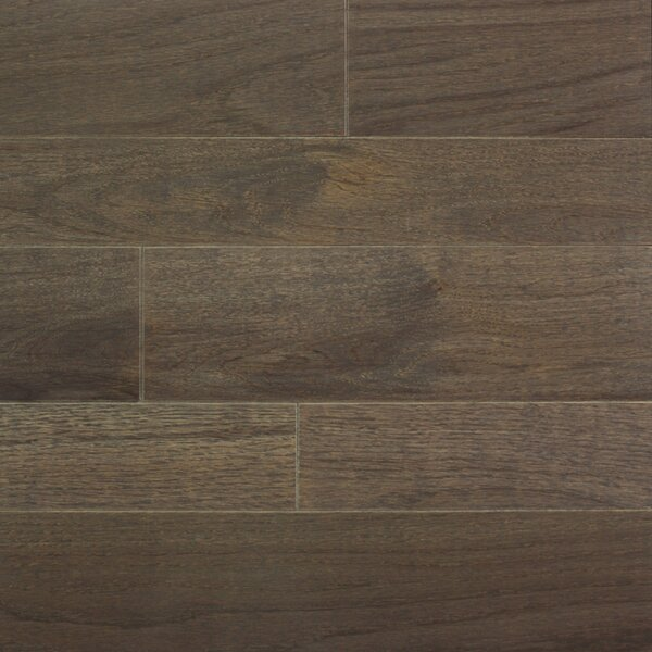 Homestyle 3-1/4 Solid White Oak Hardwood Flooring in Charcoal by Somerset Floors