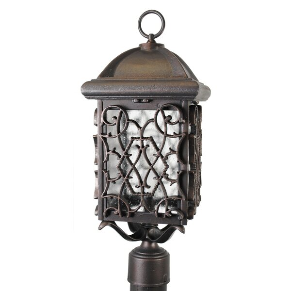 Penfield Beddo Series 1 Light 22.5 Post Lantern by Alcott Hill