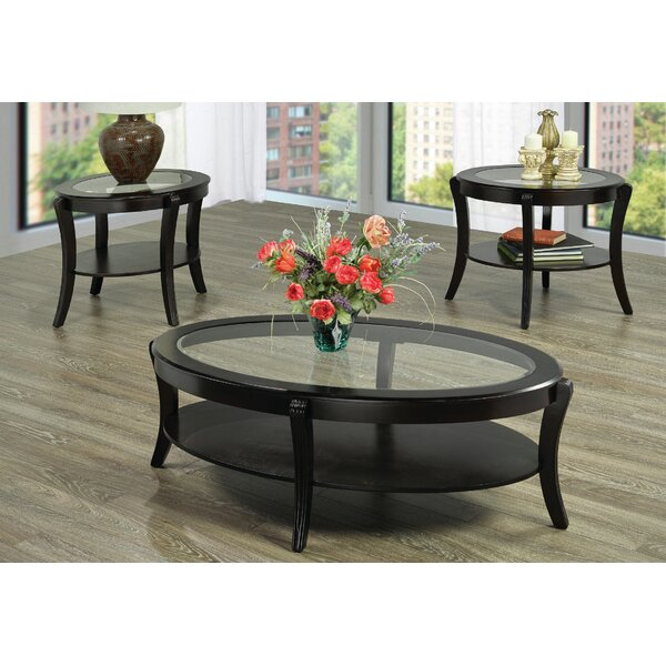 Canora Grey Oval End Tables