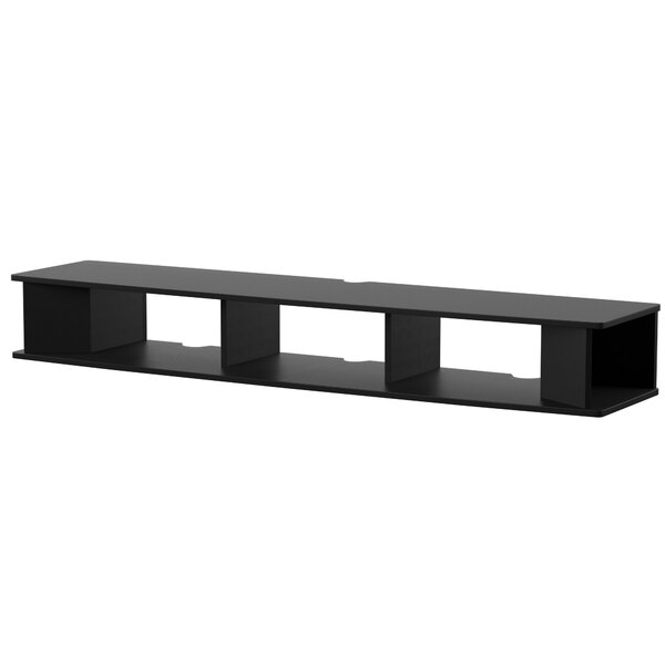 Provincetown Floating TV Stand For TVs Up To 78
