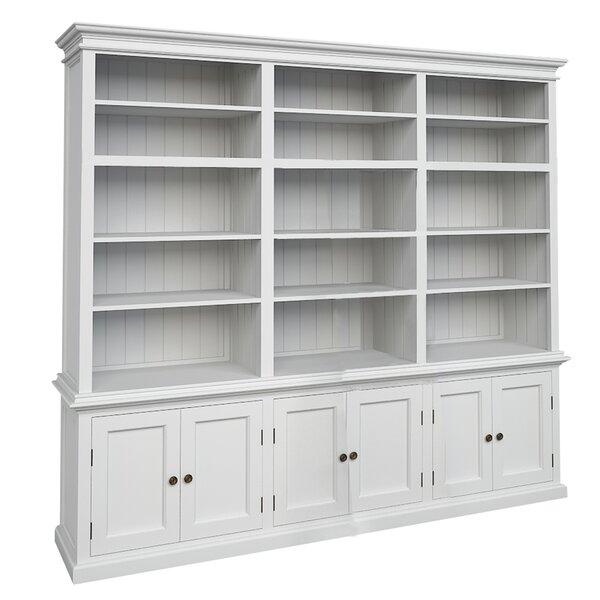 Fairmead Library Bookcase By Breakwater Bay