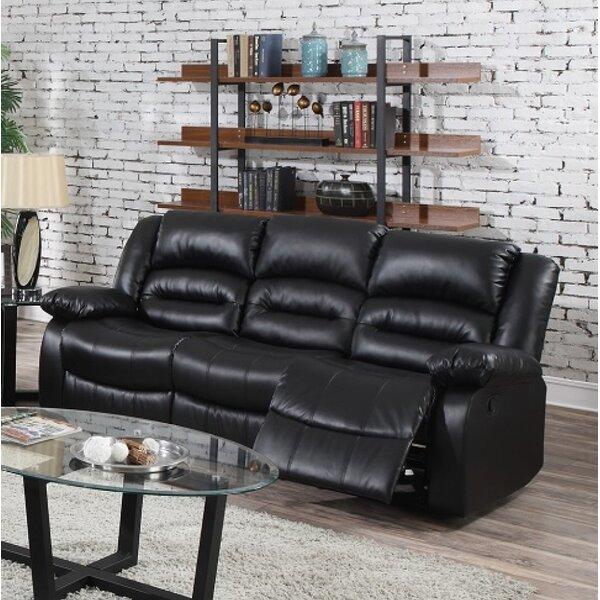 Yajaira Reclining Sofa by Red Barrel Studio