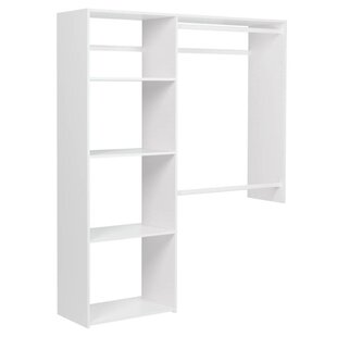 Beau White Closet Systems Youu0027ll Love | Wayfair