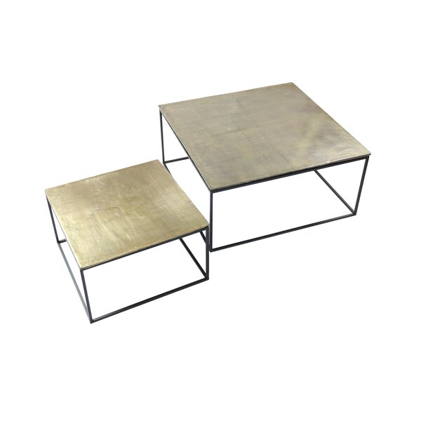 2 Piece Coffee Table Set by BIDKhome
