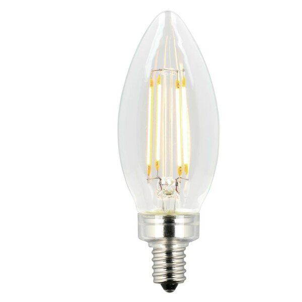 Candelabra Base B11 LED Light Bulb by Westinghouse Lighting