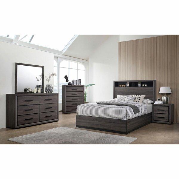 Chevelle Standard Configurable Bedroom Set by Brayden Studio