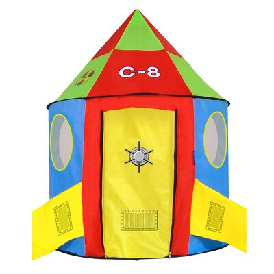 Nexus C-8 Spaceship Play Tent  sc 1 st  Wayfair & Playhut Sesame Street Hoopers Store Play Tent u0026 Reviews | Wayfair