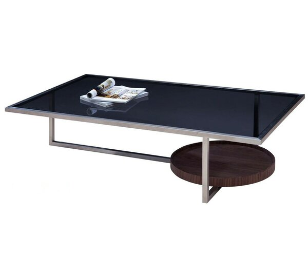 Camron Base Coffee Table by Orren Ellis