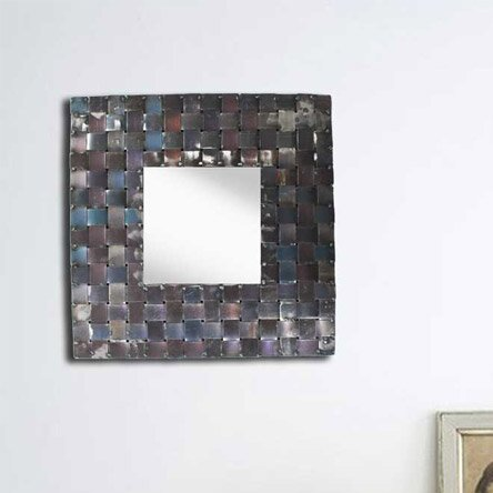 Hollie Wall Mirror by PTM