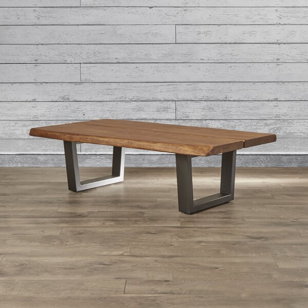 Sonnier Coffee Table by Union Rustic