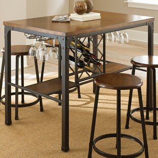 Pub tables bistro sets youll love wayfair woodside pub table workwithnaturefo