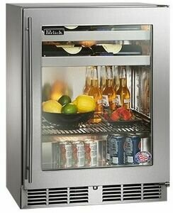 Signature Series 24-inch 5.2 cu. ft. Undercounter Beverage Center by Perlick