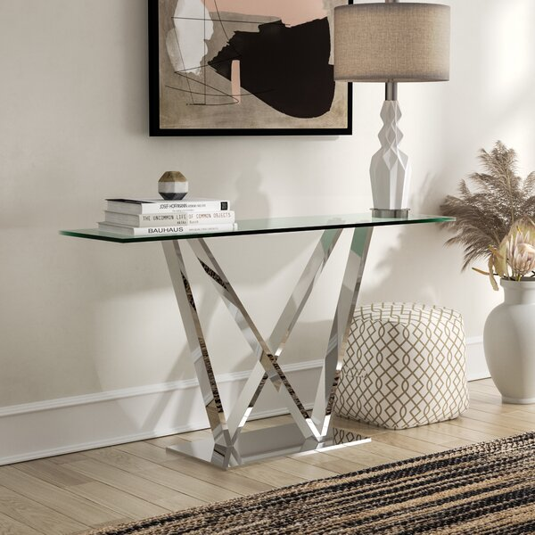 Adonis Console Table By Wade Logan