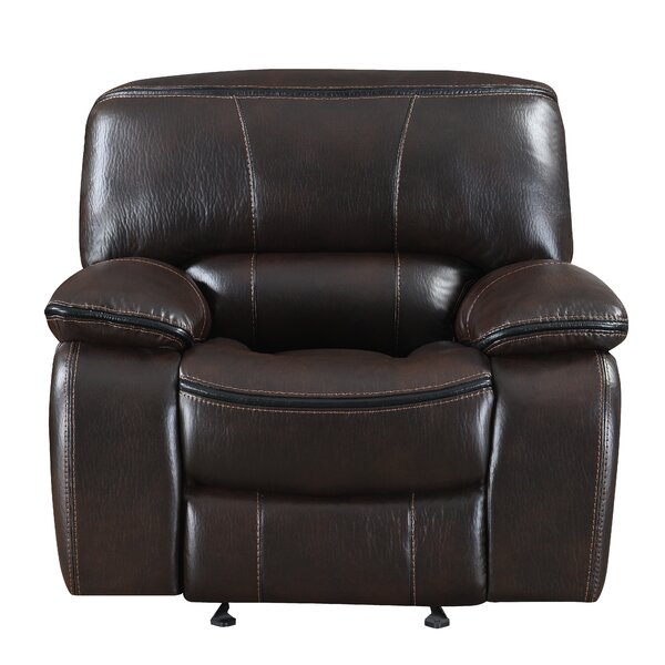 Antony Gliding Manual Wall Hugger Recliner [Red Barrel Studio]