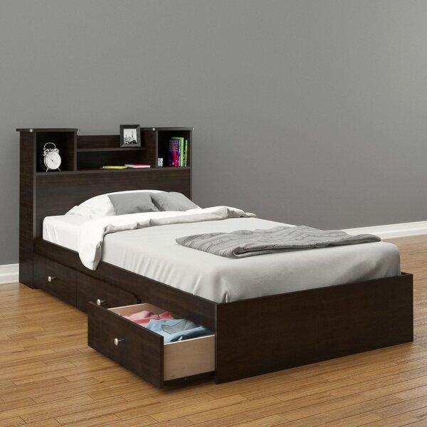 Baillie Platform Bed with Storage by Harriet Bee