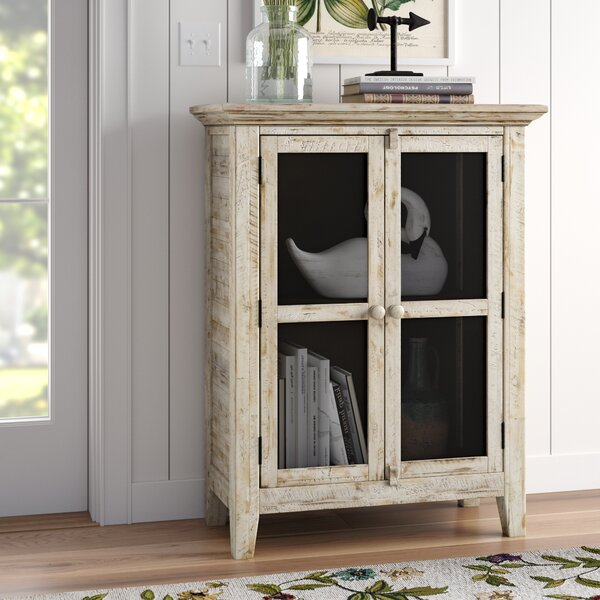 2 Door Accent Cabinet By Feminine French Country