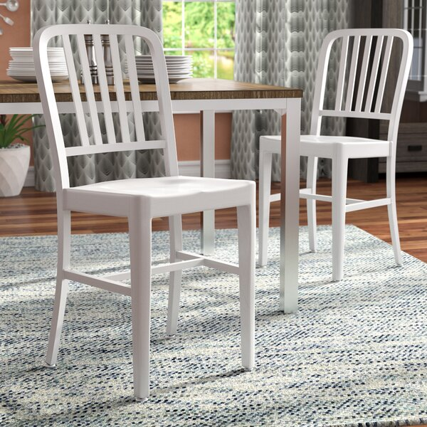 Olena Patio Dining Chair (Set of 2) by Mercury Row