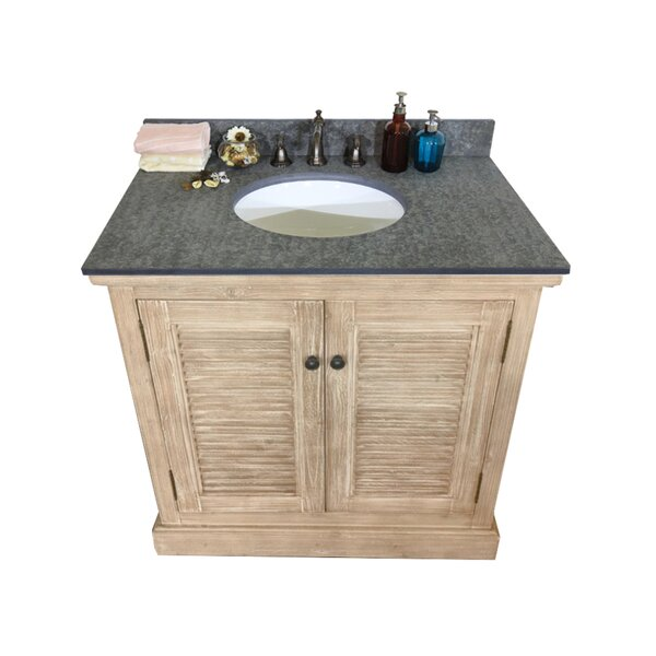 Wilborn 37 Single Bathroom Vanity Set by Breakwater BayWilborn 37 Single Bathroom Vanity Set by Breakwater Bay