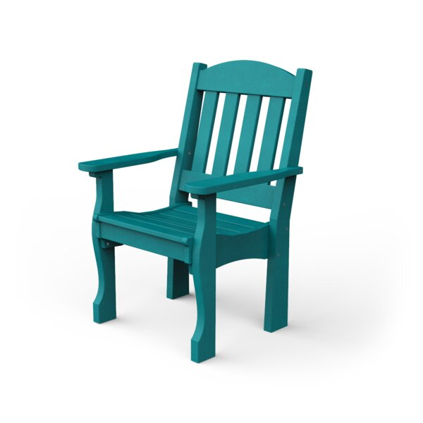 Poly Patio Dining Chair by YardCraft