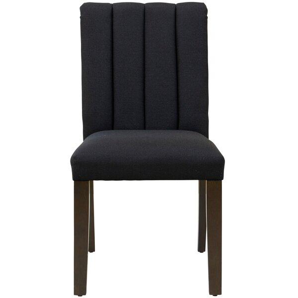Emile Channel Seam Upholstered Dining Chair By Brayden Studio Brayden Studio
